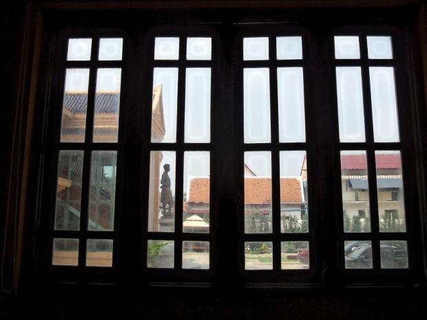 National Museum Bangkok ~ through the window