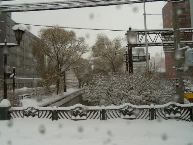 Sapporo city corner ~ 17